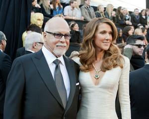 """""""The Academy Awards - 83rd Annual"""" (Arrivals) Rene Angelil, Celine Dion02-27-2011 Photo by Ivan Vejar © 2011 A.M.P.A.S. - Image 24036_0093"""