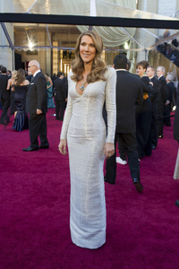 """""""The Academy Awards - 83rd Annual"""" (Arrivals) Celine Dion02-27-2011 Photo by Darren Decker © 2011 A.M.P.A.S. - Image 24036_0099"""