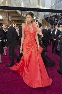 """The Academy Awards - 83rd Annual"" (Arrivals) Jennifer Hudson02-27-2011 Photo by Darren Decker © 2011 A.M.P.A.S. - Image 24036_0100"