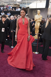 """The Academy Awards - 83rd Annual"" (Arrivals) Jennifer Hudson02-27-2011 Photo by Ivan Vejar © 2011 A.M.P.A.S. - Image 24036_0112"