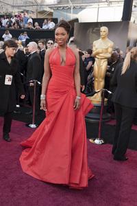 """The Academy Awards - 83rd Annual"" (Arrivals) Jennifer Hudson02-27-2011 Photo by Ivan Vejar © 2011 A.M.P.A.S. - Image 24036_0112"