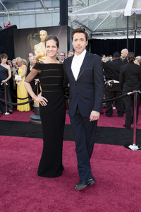 """""""The Academy Awards - 83rd Annual"""" (Arrivals) Susan Downey, Robert Downey Jr.02-27-2011 Photo by Ivan Vejar © 2011 A.M.P.A.S. - Image 24036_0139"""