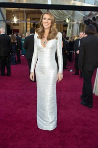 """""""The Academy Awards - 83rd Annual"""" (Arrivals) Celine Dion02-27-2011 Photo by Darren Decker © 2011 A.M.P.A.S. - Image 24036_0145"""