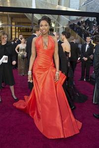 """The Academy Awards - 83rd Annual"" (Arrivals) Jennifer Hudson02-27-2011 Photo by Darren Decker © 2011 A.M.P.A.S. - Image 24036_0147"