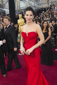 """""""The Academy Awards - 83rd Annual"""" (Arrivals) Sandra Bullock02-27-2011 Photo by Richard Harbaugh © 2011 A.M.P.A.S. - Image 24036_0159"""