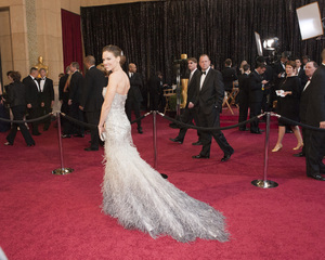 """""""The Academy Awards - 83rd Annual"""" (Arrivals) Hilary Swank02-27-2011 Photo by John Selig © 2011 A.M.P.A.S. - Image 24036_0161"""
