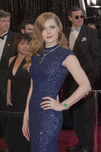 """""""The Academy Awards - 83rd Annual"""" (Arrivals) Amy Adams02-27-2011 Photo by Jonathan Selig © 2011 A.M.P.A.S. - Image 24036_0178"""