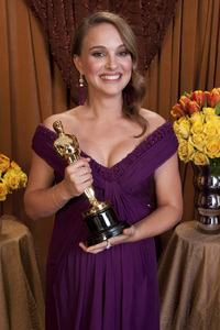 """""""The Academy Awards - 83rd Annual"""" (Backstage) Natalie Portman2-27-2011Photo by Tom Wawrychuk © 2011 A.M.P.A.S. - Image 24036_0213"""