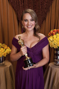 """""""The Academy Awards - 83rd Annual"""" (Backstage) Natalie Portman2-27-2011Photo by Tom Wawrychuk © 2011 A.M.P.A.S. - Image 24036_0214"""
