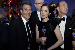 """The Academy Awards - 83rd Annual"" (Governor"