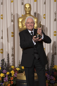 """""""The Academy Awards - 83rd Annual"""" (Press Room) David Seidler2-27-2011Photo by Rick Salyer © 2011 A.M.P.A.S. - Image 24036_0265"""
