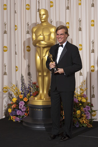 """""""The Academy Awards - 83rd Annual"""" (Press Room) Aaron Sorkin2-27-2011Photo by Rick Salyer © 2011 A.M.P.A.S. - Image 24036_0266"""