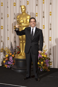 """""""The Academy Awards - 83rd Annual"""" (Press Room) Lee Unkrich2-27-2011Photo by Rick Salyer © 2011 A.M.P.A.S. - Image 24036_0267"""