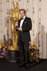"""""""The Academy Awards - 83rd Annual"""" (Press Room) Colin Firth2-27-2011Photo by Rick Salyer © 2011 A.M.P.A.S. - Image 24036_0292"""