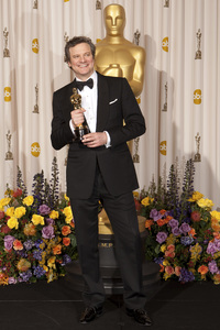 """""""The Academy Awards - 83rd Annual"""" (Press Room) Colin Firth2-27-2011Photo by Rick Salyer © 2011 A.M.P.A.S. - Image 24036_0293"""