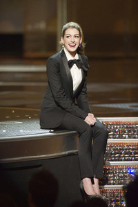 """""""The Academy Awards - 83rd Annual"""" (Telecast) Anne Hathaway02-27-2011 Photo by Michael Yada © 2011 A.M.P.A.S. - Image 24036_0320"""
