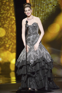 """""""The Academy Awards - 83rd Annual"""" (Telecast) Anne Hathaway02-27-2011 Photo by Michael Yada © 2011 A.M.P.A.S. - Image 24036_0329"""