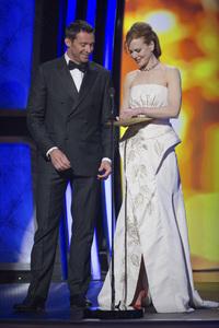 """The Academy Awards - 83rd Annual"" (Telecast) Hugh Jackman, Nicole Kidman02-27-2011 Photo by Michael Yada © 2011 A.M.P.A.S. - Image 24036_0331"