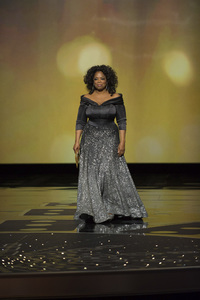 """""""The Academy Awards - 83rd Annual"""" (Telecast) Oprah Winfrey02-27-2011 Photo by Michael Yada © 2011 A.M.P.A.S. - Image 24036_0371"""