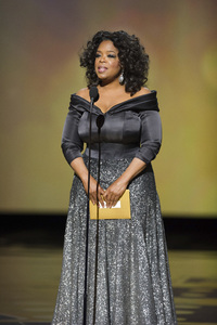 """""""The Academy Awards - 83rd Annual"""" (Telecast) Oprah Winfrey02-27-2011 Photo by Michael Yada © 2011 A.M.P.A.S. - Image 24036_0375"""