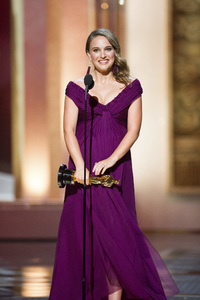 """""""The Academy Awards - 83rd Annual"""" (Telecast) Natalie Portman02-27-2011 Photo by Michael Yada © 2011 A.M.P.A.S. - Image 24036_0396"""