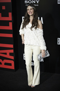 """""""Battle: Los Angeles"""" Premiere  Heather McComb3-8-2011 / Columbia Pictures / Regency Village Theater / Westwood CA / Photo by Benny Haddad - Image 24037_0010"""