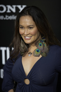 """Battle: Los Angeles"" Premiere  Tia Carrere3-8-2011 / Columbia Pictures / Regency Village Theater / Westwood CA / Photo by Benny Haddad - Image 24037_0030"
