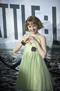 """""""Battle: Los Angeles"""" Premiere  Joey King3-8-2011 / Columbia Pictures / Regency Village Theater / Westwood CA / Photo by Benny Haddad - Image 24037_0072"""