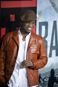 """Battle: Los Angeles"" Premiere  Ne-Yo 3-8-2011 / Columbia Pictures / Regency Village Theater / Westwood CA / Photo by Benny Haddad - Image 24037_0115"