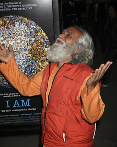 """I Am"" Premiere Swami Shantanand Saraswati 3-8-2011 / Paladin / ArcLight / Hollywood CA / Photo by Imeh Akpanudosen - Image 24039_0035"
