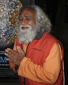 """I Am"" Premiere Swami Shantanand Saraswati 3-8-2011 / Paladin / ArcLight / Hollywood CA / Photo by Imeh Akpanudosen - Image 24039_0040"