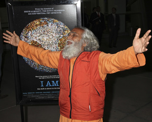 """I Am"" Premiere Swami Shantanand Saraswati 3-8-2011 / Paladin / ArcLight / Hollywood CA / Photo by Imeh Akpanudosen - Image 24039_0044"