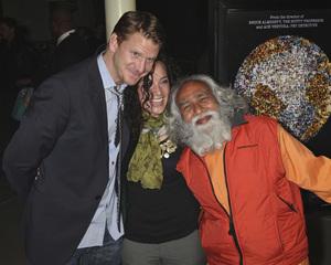 """I Am"" Premiere Dash Mihok, Swami Shantanand Saraswati 3-8-2011 / Paladin / ArcLight / Hollywood CA / Photo by Imeh Akpanudosen - Image 24039_0067"