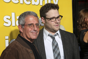 """""""Paul"""" Premiere Ron Meyer, Seth Rogen 3-14-2011 / Universal Pictures / Chinese Theater / Hollywood CA / Photo by Imeh Akpanudosen - Image 24040_0125"""