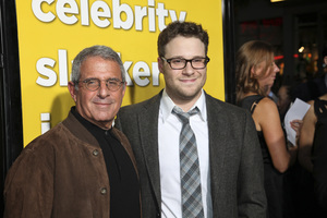 """""""Paul"""" Premiere Ron Meyer, Seth Rogen 3-14-2011 / Universal Pictures / Chinese Theater / Hollywood CA / Photo by Imeh Akpanudosen - Image 24040_0128"""
