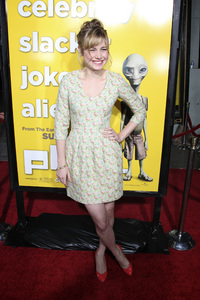 """""""Paul"""" Premiere Brie Larson 3-14-2011 / Universal Pictures / Chinese Theater / Hollywood CA / Photo by Imeh Akpanudosen - Image 24040_0188"""