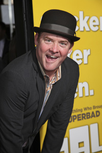 """""""Paul"""" Premiere David Koechner 3-14-2011 / Universal Pictures / Chinese Theater / Hollywood CA / Photo by Imeh Akpanudosen - Image 24040_0214"""