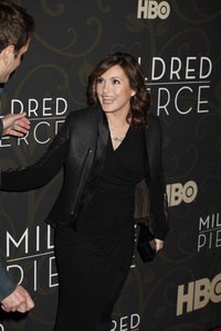 """Mildred Pierce"" Premiere Mariska Hargitay3-21-2011 / HBO / Ziegfeld Theater / New York NY / Photo by Lauren Krohn - Image 24041_0129"