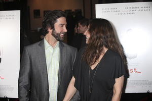 """Trust"" PremiereDavid Schwimmer, Catherine Keener 3-21-2011 / Millennium Entertainment / DGA Theater / Hollywood CA / Photo by Imeh Akpanudosen - Image 24042_0224"