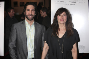 """Trust"" PremiereDavid Schwimmer, Catherine Keener 3-21-2011 / Millennium Entertainment / DGA Theater / Hollywood CA / Photo by Imeh Akpanudosen - Image 24042_0225"