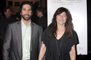 """Trust"" PremiereDavid Schwimmer, Catherine Keener 3-21-2011 / Millennium Entertainment / DGA Theater / Hollywood CA / Photo by Imeh Akpanudosen - Image 24042_0226"