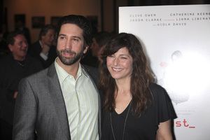 """Trust"" PremiereDavid Schwimmer, Catherine Keener 3-21-2011 / Millennium Entertainment / DGA Theater / Hollywood CA / Photo by Imeh Akpanudosen - Image 24042_0230"