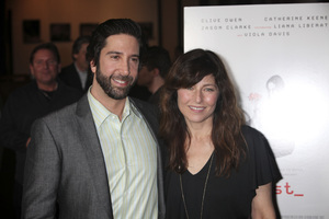 """Trust"" PremiereDavid Schwimmer, Catherine Keener 3-21-2011 / Millennium Entertainment / DGA Theater / Hollywood CA / Photo by Imeh Akpanudosen - Image 24042_0232"