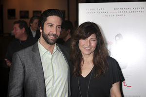 """Trust"" PremiereDavid Schwimmer, Catherine Keener 3-21-2011 / Millennium Entertainment / DGA Theater / Hollywood CA / Photo by Imeh Akpanudosen - Image 24042_0233"