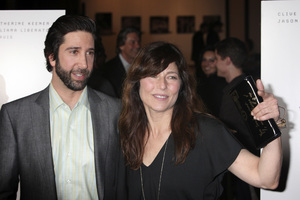 """Trust"" PremiereDavid Schwimmer, Catherine Keener 3-21-2011 / Millennium Entertainment / DGA Theater / Hollywood CA / Photo by Imeh Akpanudosen - Image 24042_0236"