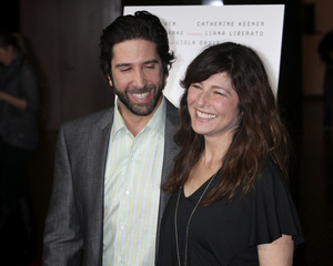 """Trust"" PremiereDavid Schwimmer, Catherine Keener 3-21-2011 / Millennium Entertainment / DGA Theater / Hollywood CA / Photo by Imeh Akpanudosen - Image 24042_0238"
