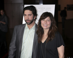 """Trust"" PremiereDavid Schwimmer, Catherine Keener 3-21-2011 / Millennium Entertainment / DGA Theater / Hollywood CA / Photo by Imeh Akpanudosen - Image 24042_0239"