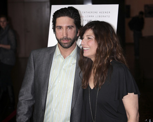 """Trust"" PremiereDavid Schwimmer, Catherine Keener 3-21-2011 / Millennium Entertainment / DGA Theater / Hollywood CA / Photo by Imeh Akpanudosen - Image 24042_0240"