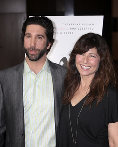 """Trust"" PremiereDavid Schwimmer, Catherine Keener 3-21-2011 / Millennium Entertainment / DGA Theater / Hollywood CA / Photo by Imeh Akpanudosen - Image 24042_0241"