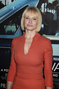 """His Way"" Premiere Ellen Barkin 3-22-2011 / HBO / Paramount Theater / Hollywood CA / Photo by Imeh Akpanudosen - Image 24043_0002"